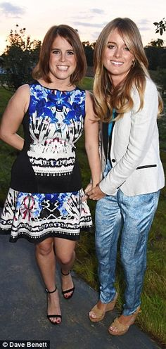 Princess Eugenie and Cressida Bonas have already stayed at the resort