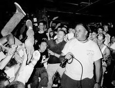 Judge - straight edge hardcore band from NYC