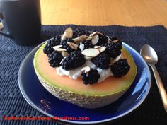 Grow Cantaloupe Vertically And Get A Lot of Tasty Fruit From A Small Footprint – The Fervent Gardener Planting Cantaloupe, Growing Cantaloupe, Footprint, Panna Cotta, Tasty, Fresh, Ethnic Recipes, Sweet, Desserts