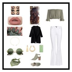"""""""Daily Style #15"""" by raiseethesizzler ❤ liked on Polyvore featuring Tom Ford, U.S. Polo Assn., Revlon, Sans Souci, Mixit, Fallon, ZeroUV and Steve Madden"""