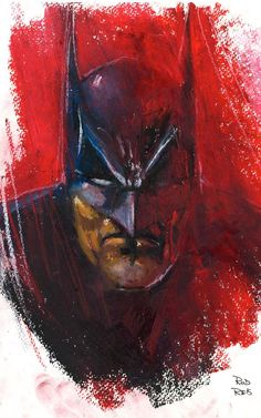 Batman oil pastel, in Rod Reis's Art for sale Comic Art Gallery Room Comic Book Artists, Comic Books Art, Comic Art, Oil Pastel Paintings, Oil Pastel Art, All Batmans, Batman Universe, Dc Universe, Dc Comics Art