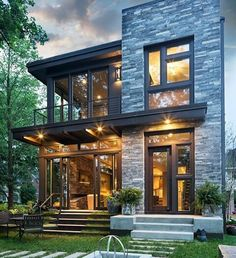 Exterior home design styles captivating decoration w h p is one of images from house exterior design styles. This image's resolution is pixels. Find more house exterior design styles images like this one in this gallery House Goals, Modern House Design, Modern House Exteriors, Modern Mansion, Modern Glass House, Dream House Design, House Exterior Design, Glass House Design, Exterior Homes