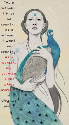 Virginia Woolf, Three Guineas (1938)