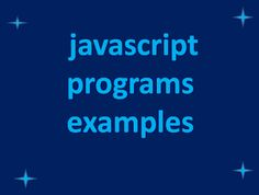 free javascript programs examples Learn Html, Learn To Code, Coding For Beginners, 1000 Life Hacks, Coding For Kids, Data Science, Web Development, Programming, Learning