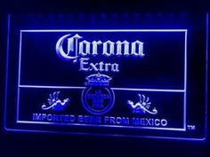 Corona Extra Drink LED Neon Light Sign Bar Club Pub Advertise Decor Sport Gift