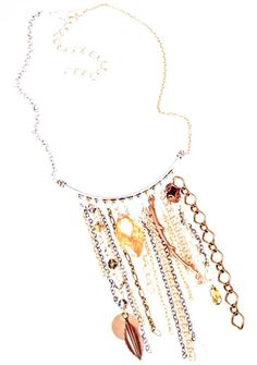 WHY-NOT necklace by Tammy Spice Jewelry