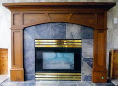 Surprising Useful Tips: Fireplace And Tv Pictures stone fireplace double sided.Fireplace And Tv Pictures fireplace and tv pictures. Tv Over Fireplace, Basement Fireplace, Craftsman Fireplace, Fireplace Garden, Paint Fireplace, Fireplace Built Ins, Shiplap Fireplace, Freestanding Fireplace, Concrete Fireplace
