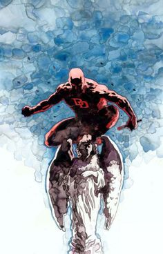 Daredevil by Alex Maleev and David Mack