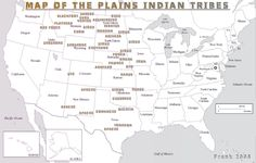 Native Americans of the Great Plains | The Great Plains is an area of grassland that stretches more than ...