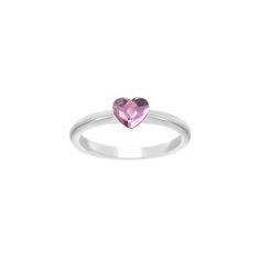 lolaandgrace - Micro Heart Ring - 5140924