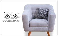 Además de brinda un estilo Nórdico, el sillón individual Loren cuenta con 15 tonalidades diferentes de tela.  Da clic en el siguiente link para conocerlas: http://bossa.com.mx/listaproductos.aspx?idSubFamilia=111