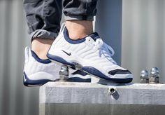 Nike Air Oscillate QS 'White Midnight Navy'
