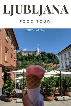 Meals tour in Ljubljana - a overview of Bitemojo - Time Travel, Travel Tips, Travel Destinations, Travel Guides, Slovenia Travel, Bohinj, Local Activities, City Restaurants, Unique Hotels