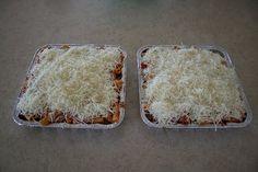 oven pasta