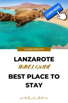 Best place to stay in Lanzarote. I often visit the Canary islands (especially Gran Canaria where I have my holiday apartment) so I can help to planning a nice holiday in Lanzarote that I visited many times. Puerto Del Carmen, Relaxing Holidays, Holiday Apartments, Tourist Places, Canary Islands, Tenerife, Beautiful Beaches, Beautiful Landscapes, Night Life