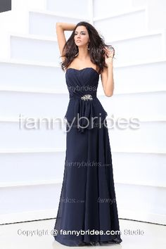 Graceful Sweetheart A-line Summer Cheap Evening Gown - Fannybrides.com Cheap Evening Gowns, Discount Prom Dresses, Formal Dresses, Summer, Fashion, Dresses For Formal, Moda, Summer Time, Formal Gowns