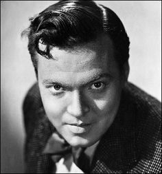Orson Welles, Citizen Kane director, 1941