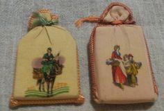 potter& moore/yardley scent schatels