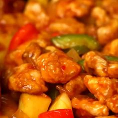 Mob's Sweet and Sour Chicken