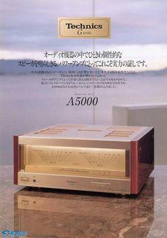 Vintage audio Technics A5000