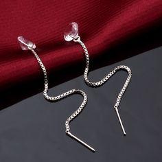 Найти ещё Висячие серьги Сведения о 2015 925 серебряные серьги мода ювелирные изделия бесплатная доставка капли воды STL серебряный CZ кристалл серьги циркон оптовая продажа али YE234, высокое качество серьгу стойки, Китай серьга невесты поставщиков, Бюджетный серьга сообщение из Angel silver fashion jewelry на Aliexpress.com