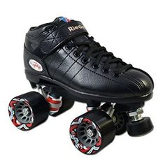 Amazon.com : Riedell R3 Speed Roller Skates : Sports & Outdoors