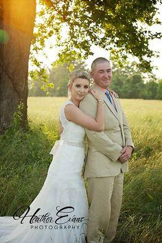 Bride and Groom  Www.heatherevansphotography.com