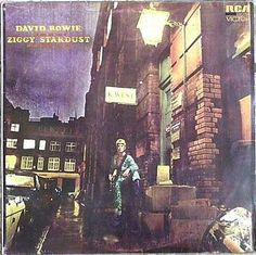 I love this album. David Bowie is the best.