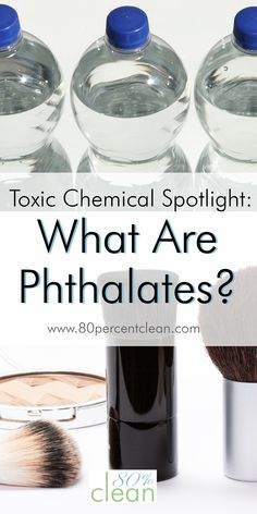 What are phthalates?