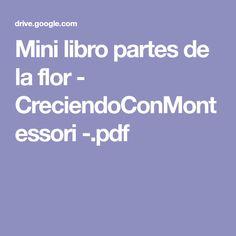 Mini libro partes de la flor - CreciendoConMontessori -.pdf