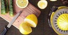 Babosa e limão: tratamento perfeito para a limpeza dos intestinos