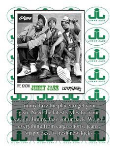 advertisment Hot 97, Swagg, Jazz, Latest Fashion, Kicks, Movie Posters, Style, Swag, Jazz Music