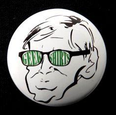 Geek Stephen Hawking Badge