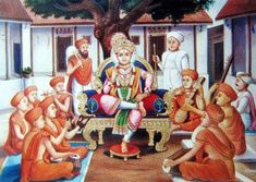 Shreeji Maharaj - Swaminarayan - Wikipedia, the free encyclopedia Bhagavata Purana, Ganesha Art, Indian Paintings, Sanskrit, Lord Krishna, Inspiring Quotes About Life, Cute Puppies, Photo Galleries, History