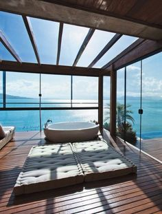 The Best Resorts in Central and South America:   Ponta dos Ganchos, Brazil