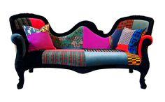 Twist & Shout: коллекция мягкой мебели от Lisa Whatmough | HomeNiNo.ru —…