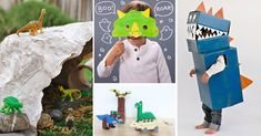 Roar! Does your child love dinosaurs? Here is a list of 20 fun activities for little dinosaur lovers we hope you'll enjoy!
