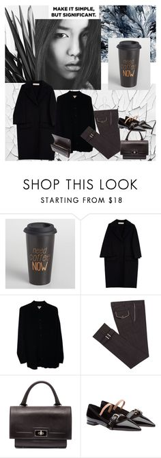need coffee NOW by mnatsakanian on Polyvore featuring мода, Michael Kors, Marni, Diverso, Miu Miu, Givenchy, Anya Hindmarch, Cost Plus World Market and Prada