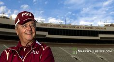 Bobby Bowden, Head Coach of Florida State University and Alabama Native  LOVE him!  http://www.fairhopesupply.com