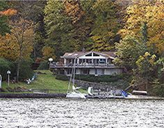 My Dream home is a Waterfront home  on Candlewood lake in Connecticut !  It has my name on it!