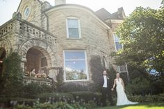 Patrick Haley Mansion Wedding Photography | Jill & Brian