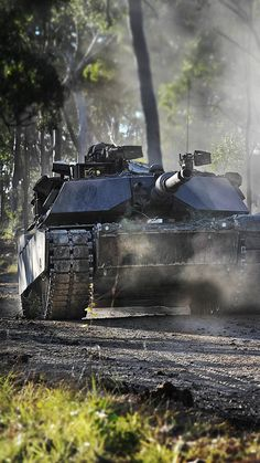 Abrams M1A1 AIM, tank, US Army