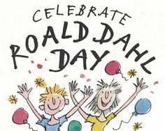 Roald Dahl Day fun activities for celebrating Roald Dahl Day Sept. 13
