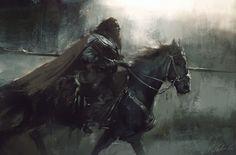 fantasyartme: The King by daRoz.deviantart.com on @deviantART