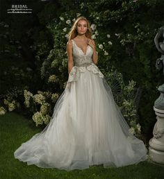 Eve of Milady by Eve Muscio Couture Wedding Dress Collection | Bridal Reflections