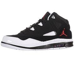 96aca290262076 Jordan Jumpman H Series II Men s Basketball Shoes Black Varsity Red White  487234 001 on Sale