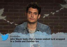 #johnmayer #meantweet