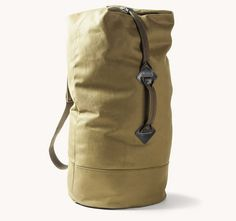 Tanner Goods' Cargo Carryall updates a military staple.