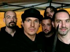 Aaron Goodwin,Zak Bagans,Billy Tolley,Jason Wasley & Nick Groff all ready for lockdown