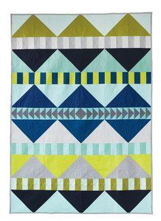 Rock Jetties quilt free pattern